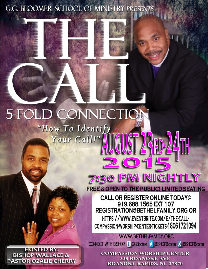 5fold Bishop Cherry August 23-24