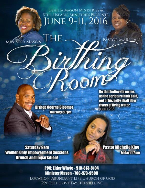 2016_June_9_The Birthing Room NC